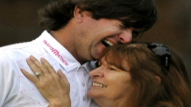 Bubba Watson talks faith and family