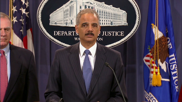Holder: Apple conspired to raise prices