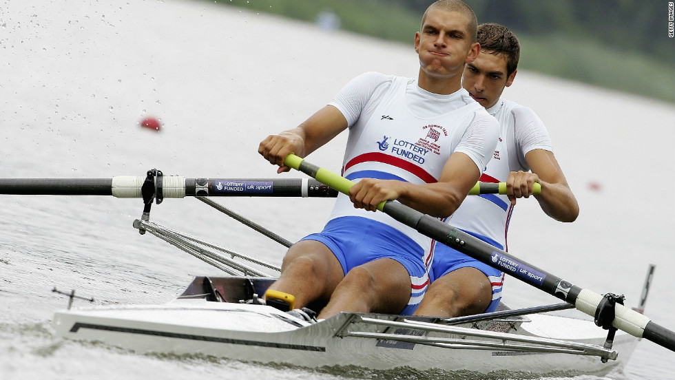 Sbihi was in the men's pair at the 2006 World Junior Championships. He has rowed in the pair, the four and the eight -- and looks set to be in the largest boat at the 2012 Olympics.