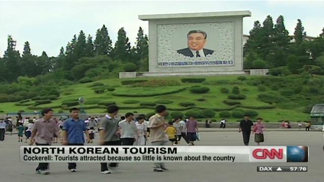 intv wbt nkorea tourism cockerell _00010915
