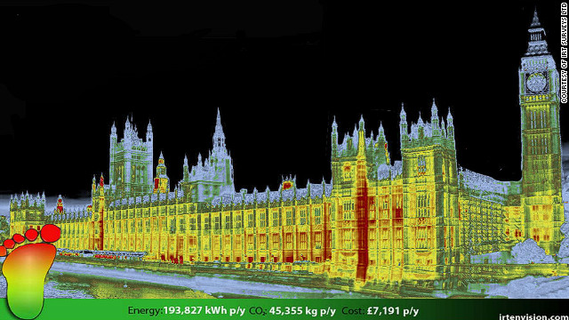 The heat is on Britain's buildings