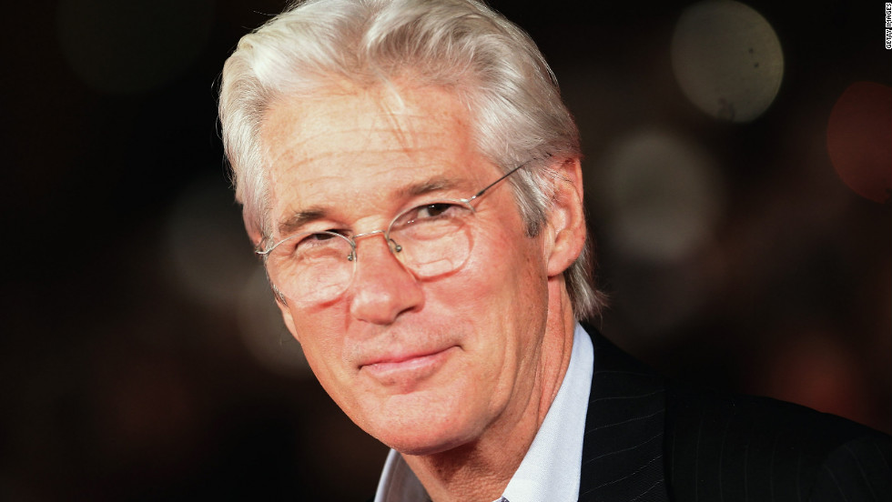 That Richard Gere gerbil story just refuses to die. And that's all we are going to say about that one.