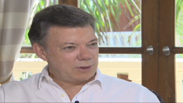 colombia interview janiot president santos_00072617