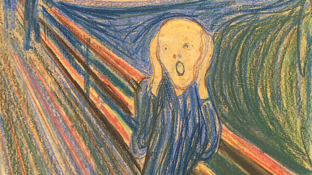Munch's 'Scream' on show