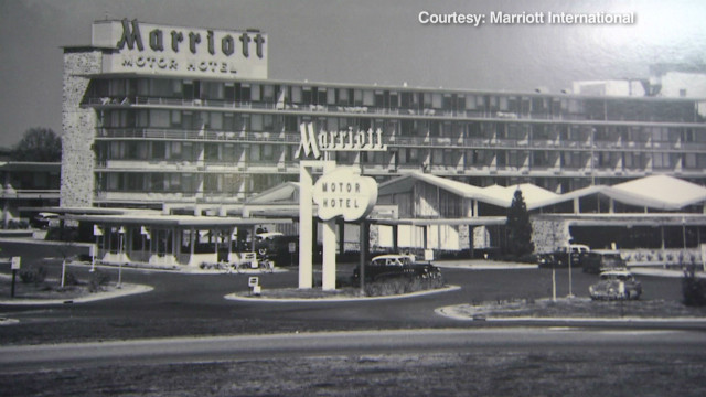Bill Marriott's life in hotels