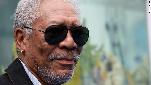 Actor Morgan Freeman arrives at the premiere of Warner Bros. Pictures' 'Dolphin Tale' on September 17, 2011 in Westwood, California
