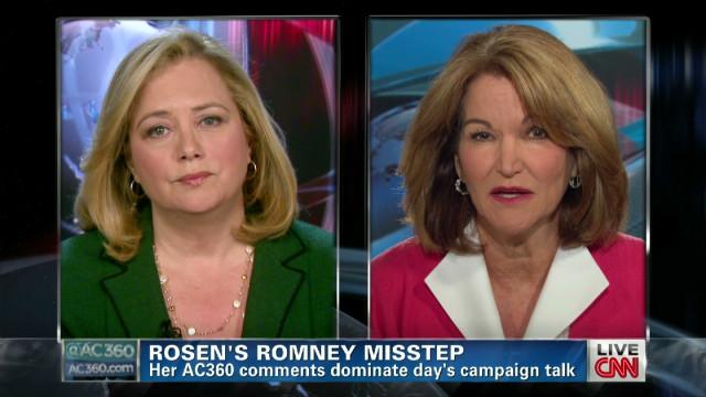 Buchanan: Response to Rosen 'despicable'