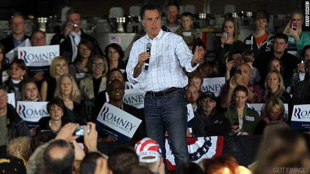 Predicting Romney's VP choice