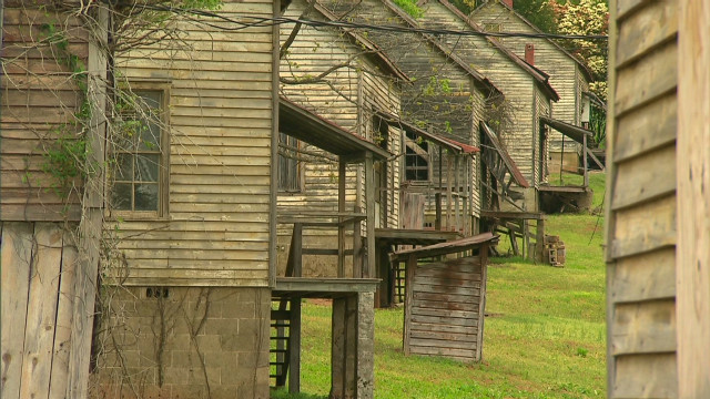 For Sale: The Hunger Games' District 12