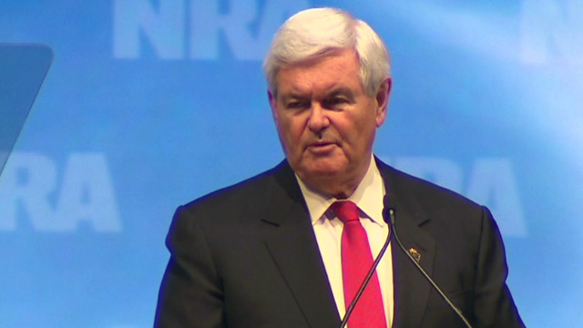 Gingrich: I want a global right to arms