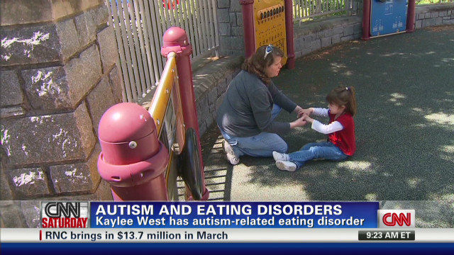 Autism and eating disorders