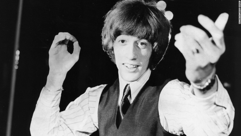 "<a href=""http://www.cnn.com/2012/05/20/showbiz/robin-gibb-dies/index.html"" target=""_blank"">Robin Gibb</a>, one of three brothers who made up the Bee Gees, the group behind ""Saturday Night Fever"" and other iconic sounds from the 1970s, died on May 20. He was 62. Gibb died ""following his long battle with cancer and intestinal surgery,"" a statement said."