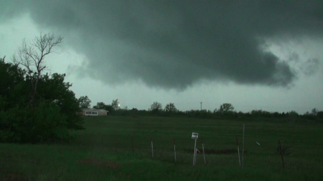 Severe weather expected in Midwest