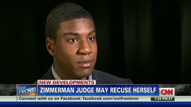 Brother: Trayvon wasn't 'violent'