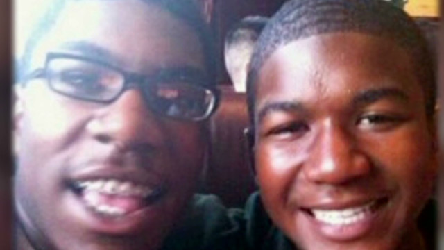 Brother: Remember Trayvon as happy teen