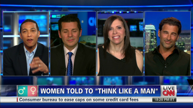 Women told to 'Think Like a Man'