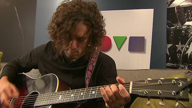 Jason Mraz on why he 'Won't Give Up'