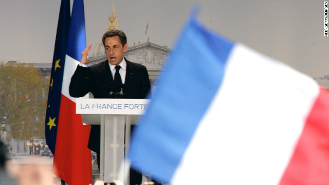 French elections down to the wire