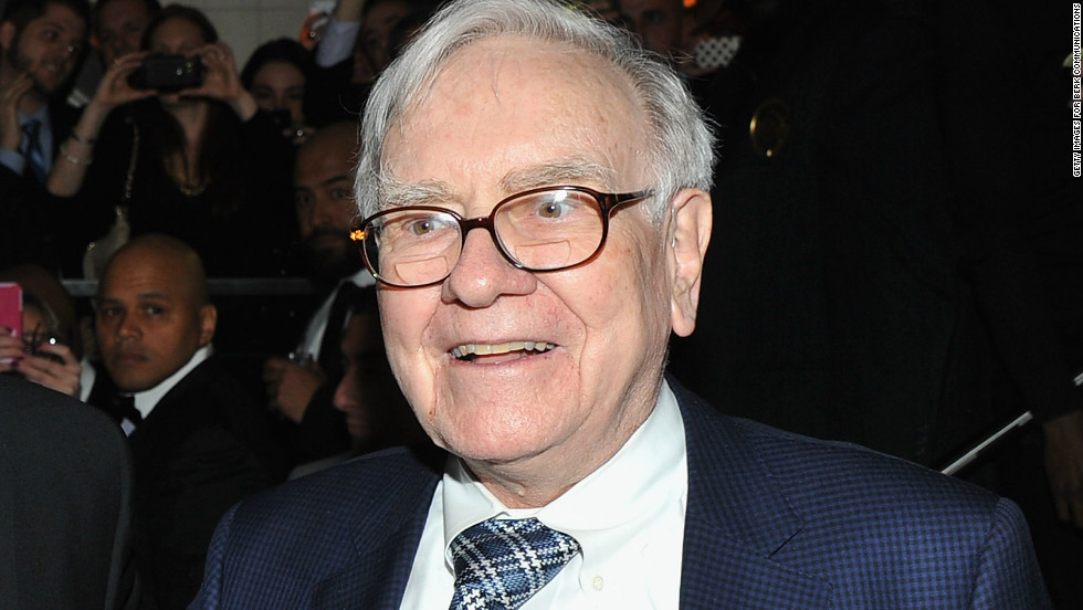 """Women should never forget that it is common for powerful and seemingly self-assured males to have more than a bit of the Wizard of Oz in them. Pull the curtain aside, and you'll often discover they are not supermen after all. (Just ask their wives!)"" wrote Warren Buffett in a <a href=""http://money.cnn.com/2013/05/02/leadership/warren-buffett-women.pr.fortune/index.html"" target=""_blank"">Fortune op-ed in May</a>."
