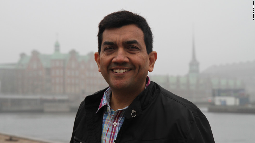 Celebrity Indian chef Sanjeev Kapoor took up the Fusion Journey challenge, making a gastronomic pilgrimage from Mumbai, India's most populous city, to the stylish Danish capital of Copenhagen. His task was to blend the contrasting culinary traditions of Denmark and India in one dish.