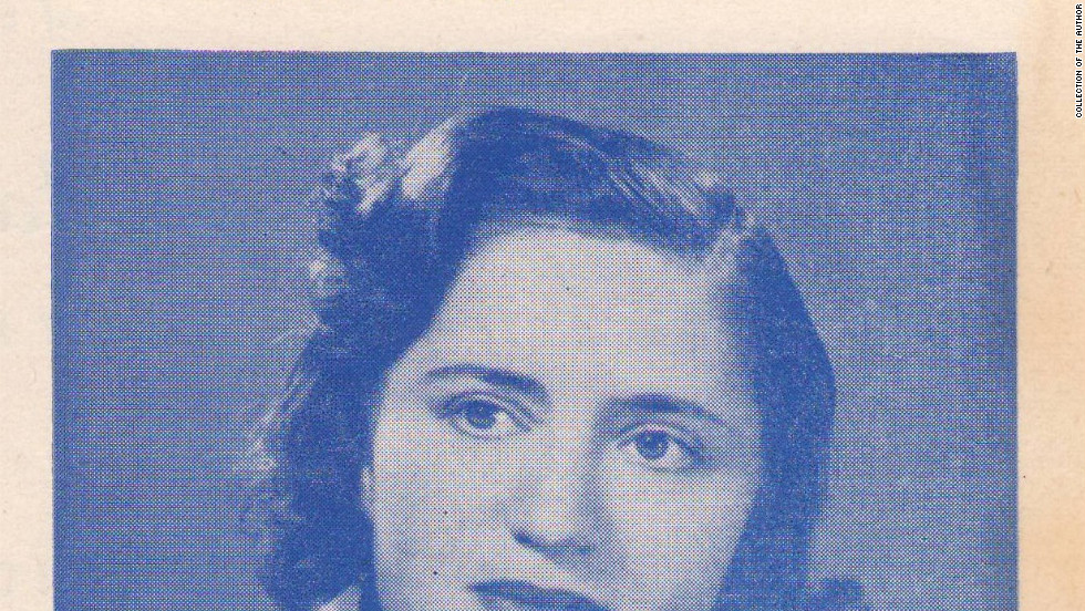 An image from a circa-1950 flier advertising Halina Wind's appearances on behalf of the Jewish Theological Seminary of America.
