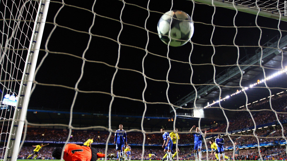 The Spain midfielder's injury-time equalizer at Stamford Bridge put Barcelona into the final on away goals, and the Catalan side went on to triumph in Rome.