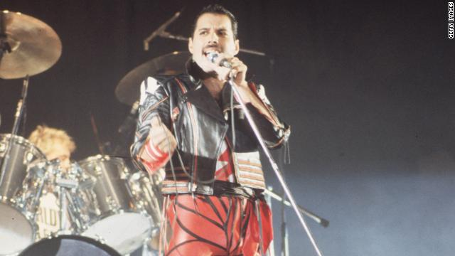 "Researchers call their study of Freddie Mercury's vocals a work of ""fan-science."""
