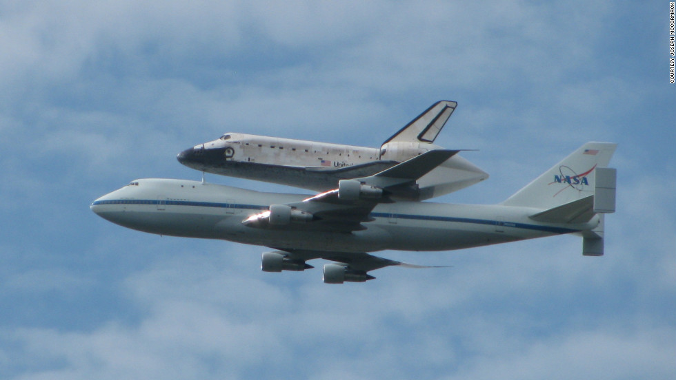 american airlines plane space shuttle - photo #18