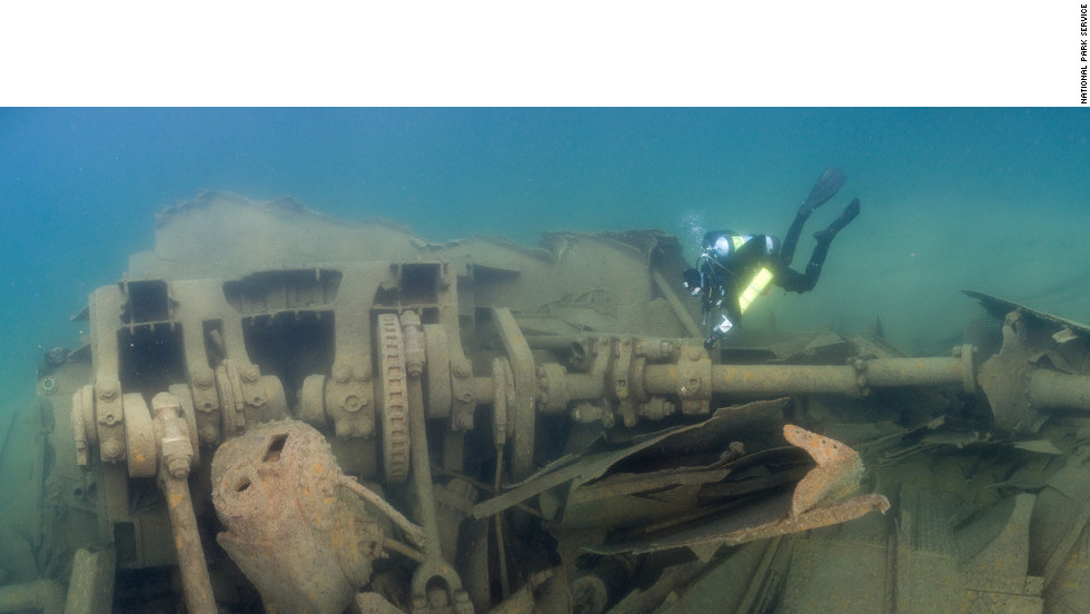 Isle Royale offers scuba diving opportunities, where you can explore sunken vessels protected by the National Park Service.