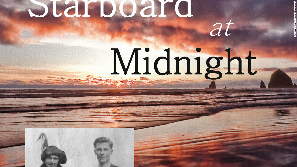 """Starboard at Midnight"" was published in late 2011 and is based on the memoirs of Karl Behr and other detailed research."