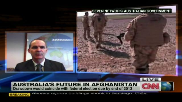 Australia's future in Afghanistan