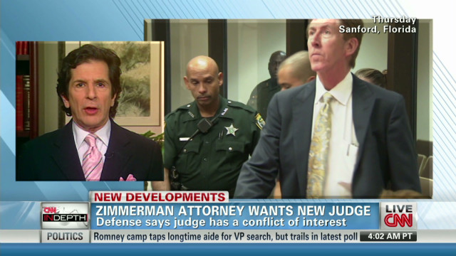Finding a fair judge in Zimmerman case