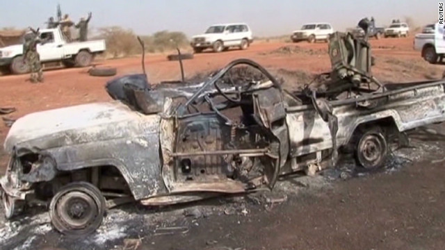 Airstrike escalates Sudan tensions