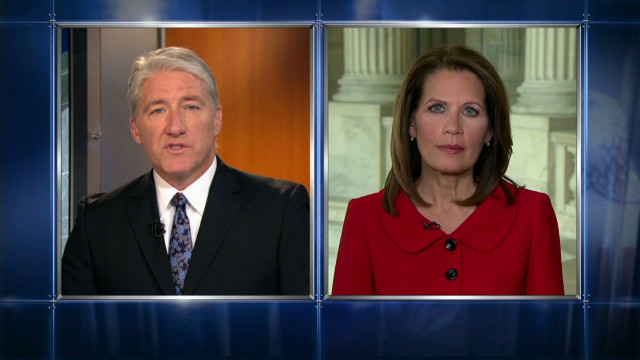 "Bachmann: ""We want answers"""