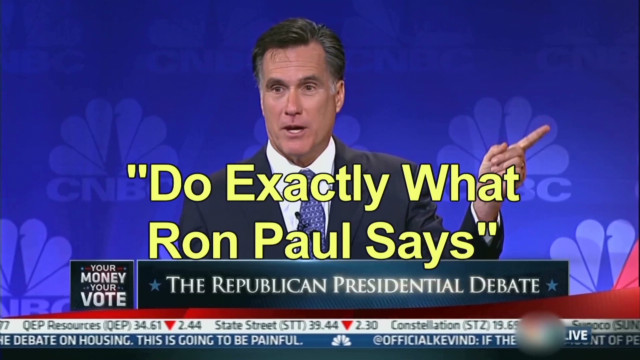 Conan: New Romney slogans not so hot