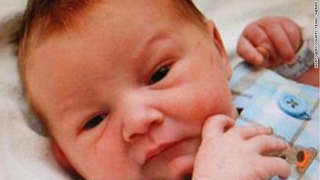 Kidnapped 3-day-old baby found