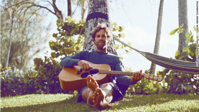 Singer-songwriter Jack Johnson released an album for Earth Day. Proceeds help to promote conservation in his native Hawaii.