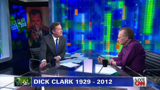 Larry King remembers Dick Clark