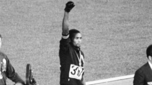 Image result for black power salute