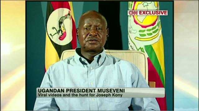 Part 1: President Yoweri Museveni