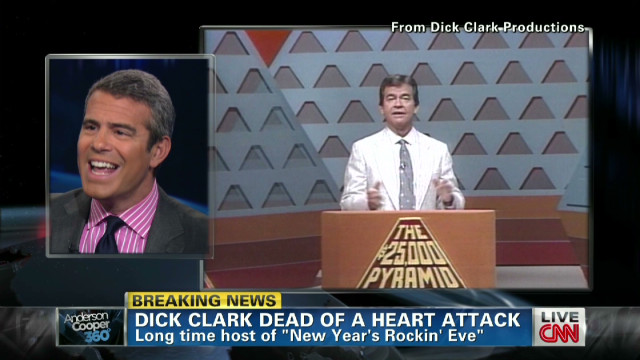 Andy Cohen: Dick Clark was so kind