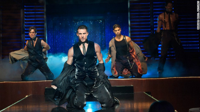 "The ""Magic Mike"" sequel is set to hit theaters in July 2015."