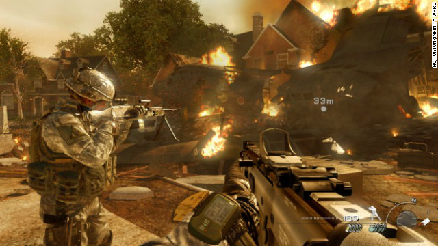 "The military action game, ""Call of Duty: Modern Warfare 2,"" sold more than 10 million copies upon its 2009 release."