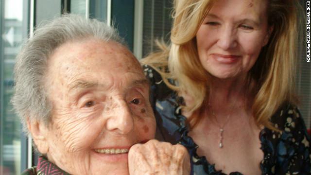 Holocaust surviovr dies at 110