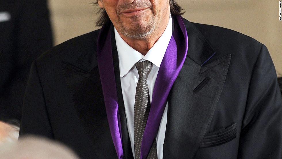 It's Al Pacino!