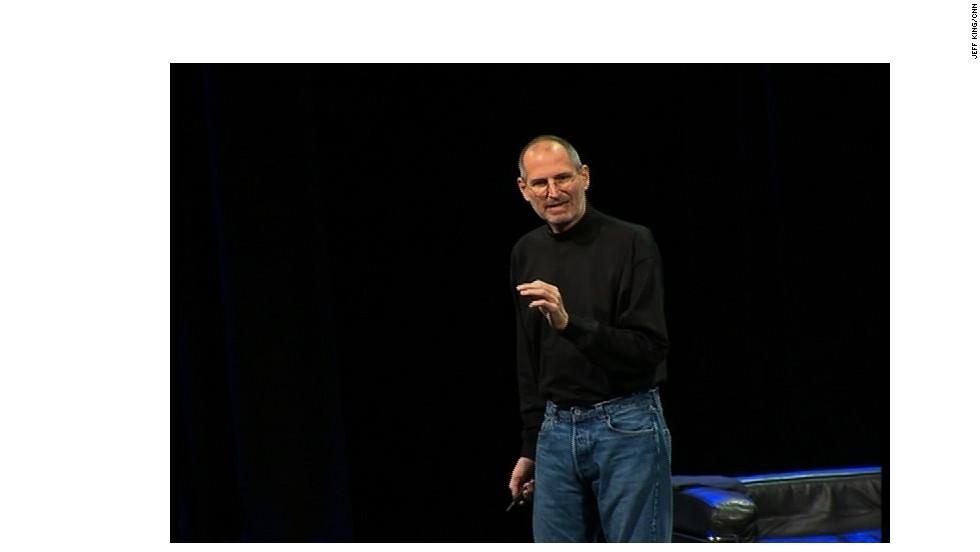 It's Steve Jobs!