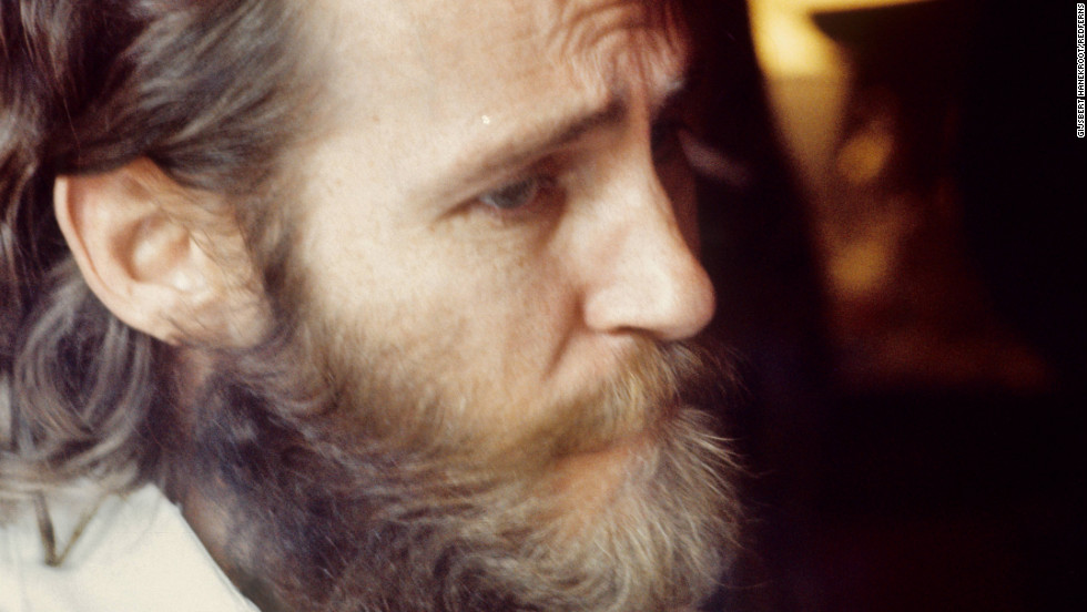 Levon Helm in London in 1971.