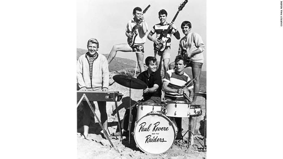 "Paul Revere, of the classic 1960s band Paul Revere and the Raiders, met Clark for the first time during a shooting of the NBC show, ""Where the Action Is."" ""He was so famous, and when you saw him in person you had this 'oh my god, there he is moment.' But he never acted like a star. He was a good person,"" Revere said."
