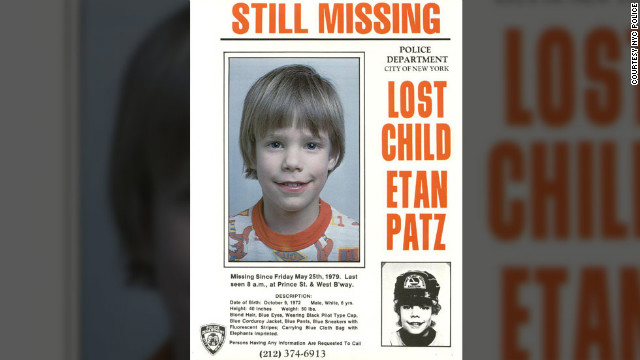 Patz case offering families hope