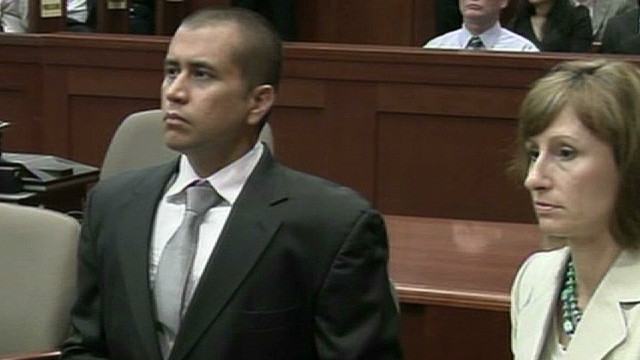 Zimmerman's wife guarantees his return